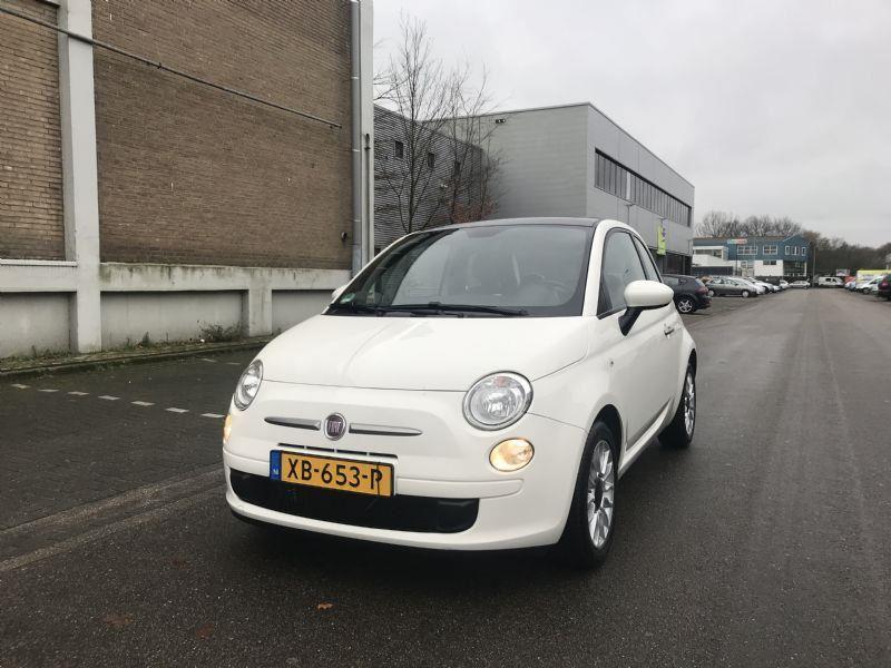 Fiat 500 occasion - BVM Auto's