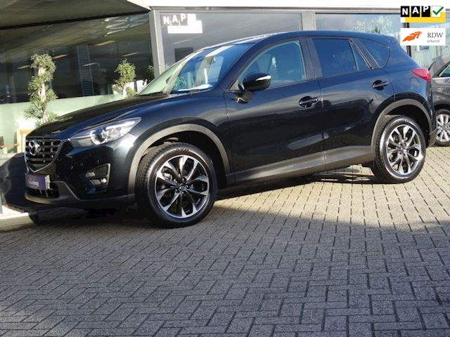 Mazda CX-5 2.5 GT- M LINE AWD AUTOMAAT 192PK FACE- LIFT (LEDER NAVI CAMERA CLIMATE CRUISE LED 19INCH BOSE PRIVATE- GLASS STOELVERWARMING)