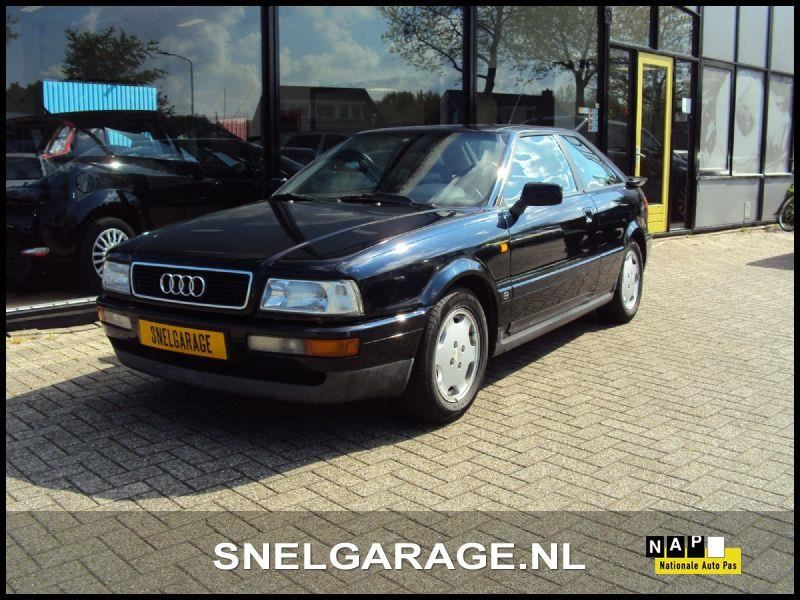 Audi Coupe occasion - SnelGarage Dronten