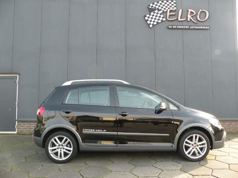 Volkswagen Golf Plus Cross occasion - ELRO Auto's