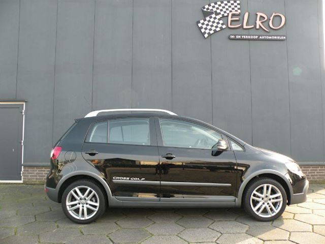 Volkswagen Golf Plus Cross Golf Plus Cross 1.6