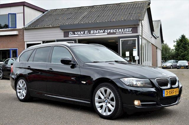 BMW 3-serie Touring Touring 318d 2.0 edition Luxury Line TOPSTAAT trekhaak