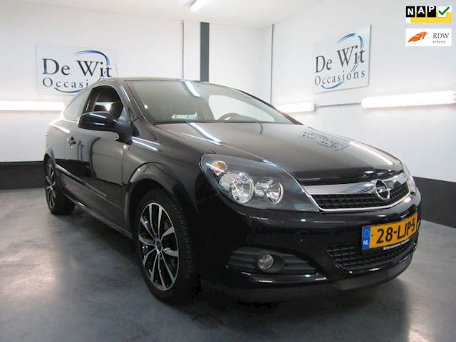 Opel Astra GTC occasion - De Wit Occasions