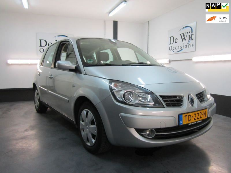 Renault Scenic occasion - De Wit Occasions