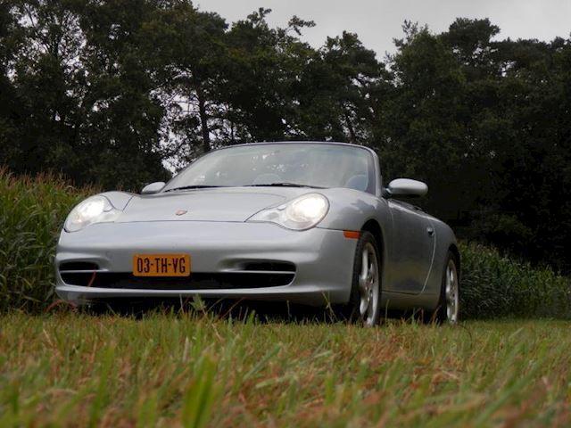 Porsche 911 3.6 Carrera 4 hard top uitmuntende staat