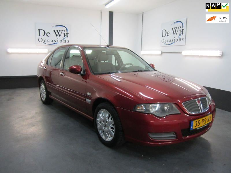 Rover 45 occasion - De Wit Occasions