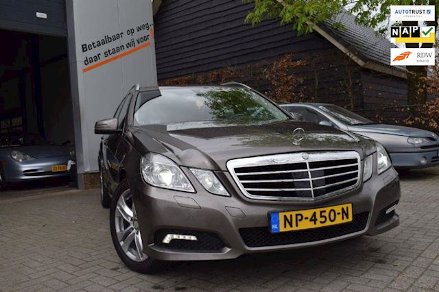 Mercedes-Benz E-klasse Estate 350 CDI Avantgarde xenon navi leder soft close