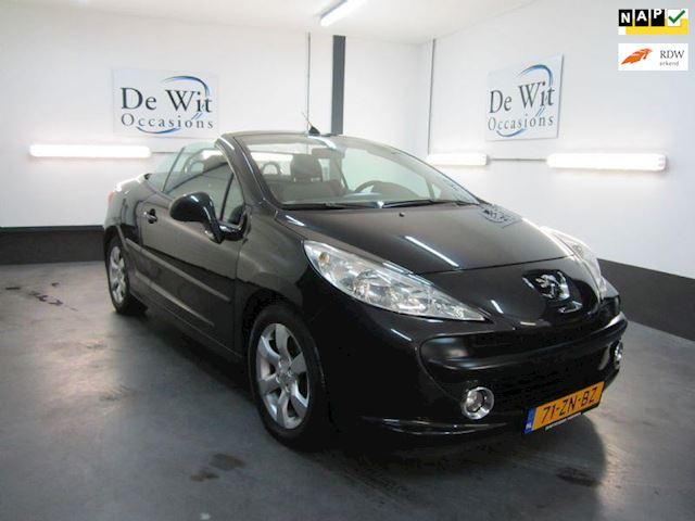 Peugeot 207 CC 1.6 HDIF incl. NWE APK/GARANTIE !!