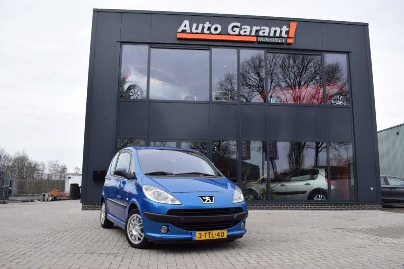 Betere Peugeot 1007 - 1.4- 16V Sporty airco lm Benzine uit 2006 - www OF-82