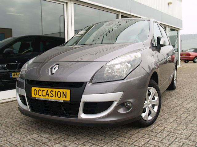 Renault Scenic 1.6 16v selection business