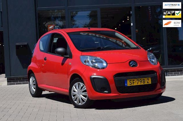 Citroen C1 1.0 Attraction bouwjaar 2014