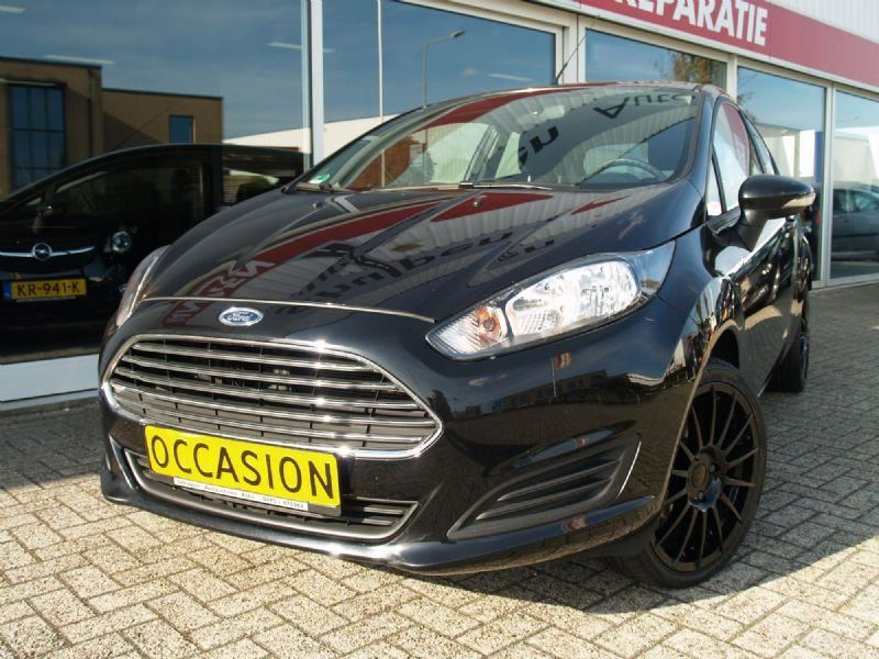 Ford Fiesta occasion - Schulpen Autoservice