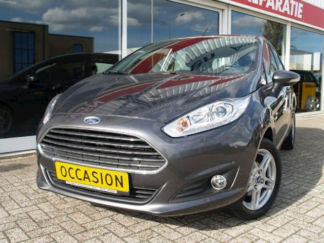Ford Fiesta 1.0 ecoboost trend 74kW super mooi!