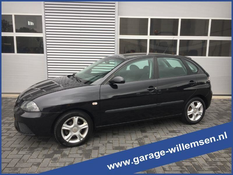 Seat Ibiza occasion - Garage Willemsen
