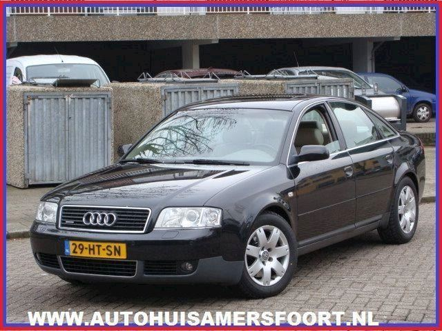 Audi A6 2.7 BI-TURBO QUATTRO EXCLUSIVE 184KW AUT. YOUNGTIMER