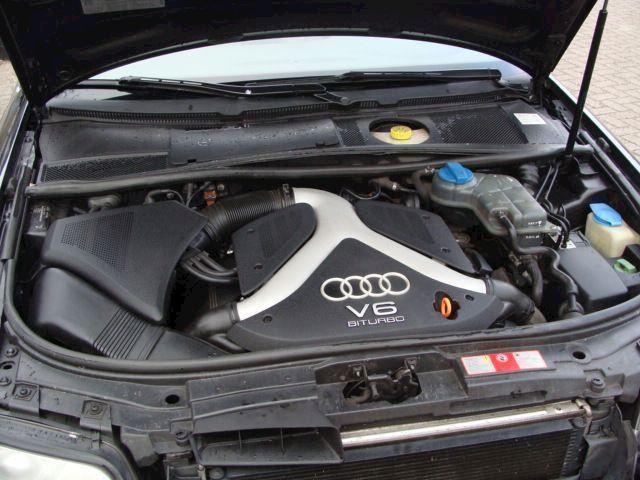Audi A6 2.7 BI-TURBO QUATTRO EXCLUSIVE 184KW AUT. YOUNGTIMER