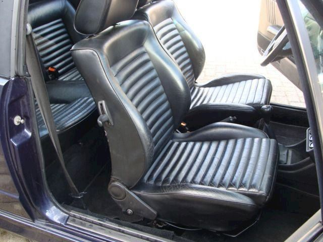 Volkswagen Golf GTI CABRIOLET KARMANN OLDTIMER