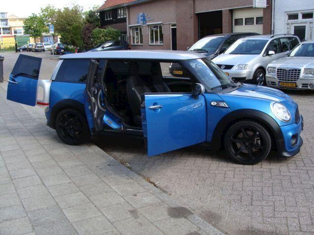 Mini Mini Clubman S CLUBMAN CHILI 174 PK ORG. NL AUTO