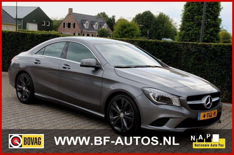 Mercedes Benz Cla 180 Ambition Urban Pakket Bi Xenon 46 381km