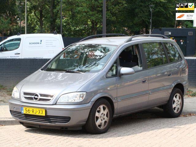 Opel Zafira 2.2 16V DTi Maxx 7 PERSOONS VOL JAAR APK