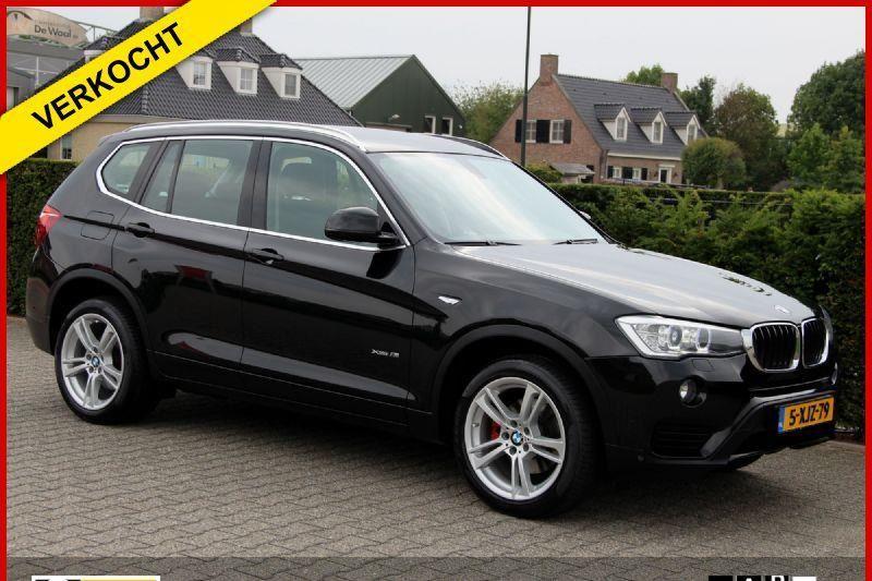 BMW X3 occasion - BF Auto's