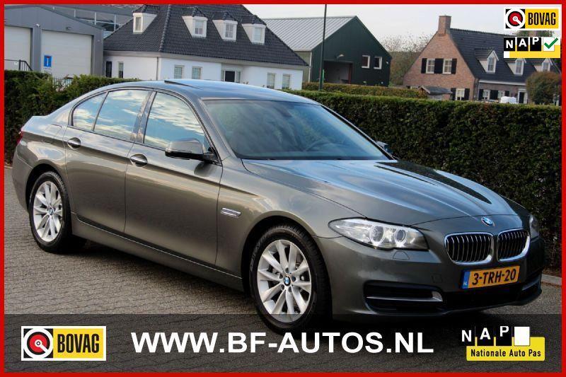 BMW 5-serie occasion - BF Auto's