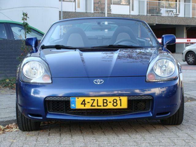 Toyota MR2 1.8 16V VVTI 103KW