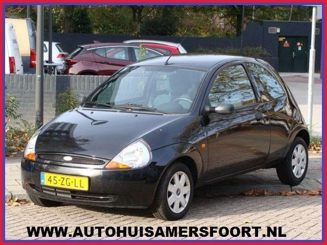 Ford Ka 1.3 COOLSOUND GEEN ROEST