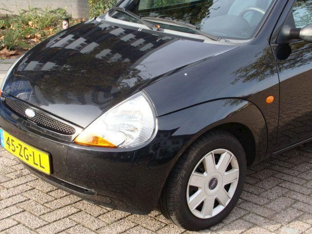 Ford Ka 1.3 COOL&SOUND GEEN ROEST!!!