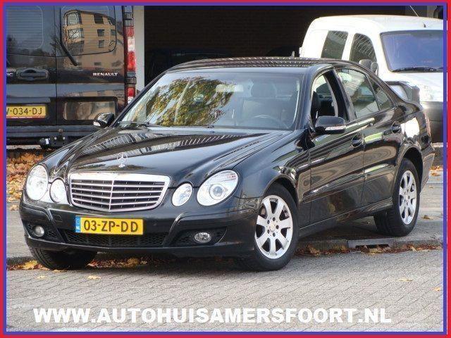 Mercedes Benz E Klasse Youngtimer 200 Elegance 100kw Ecc Airco