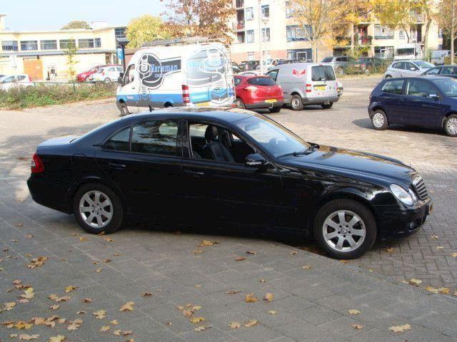 Mercedes-Benz E-klasse 200 CDi CLASSIC AUTOMAAT
