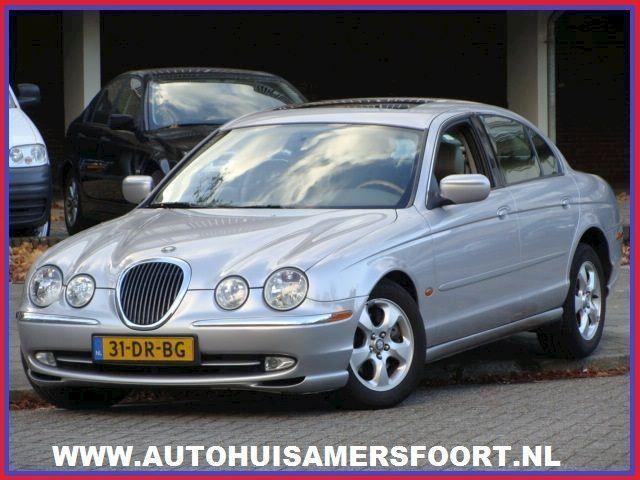 Jaguar S-type 4.0 V8 ZEER NETTE YOUNGTIMER