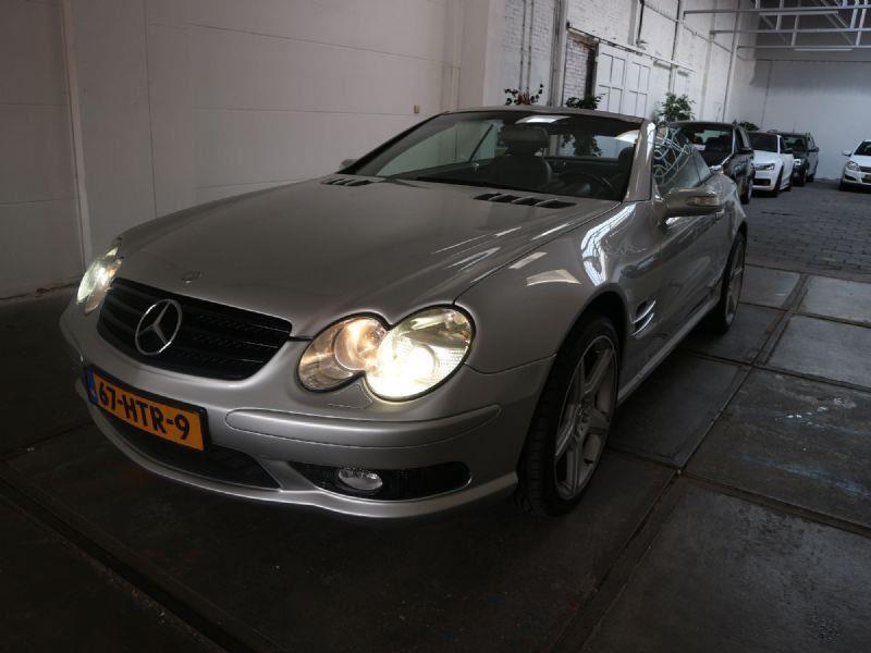 Mercedes-Benz SL-klasse occasion - Autobedrijf DSM
