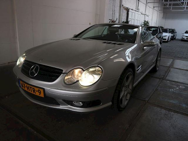 Mercedes-Benz SL-klasse 500 AMG! FULL OPTION!!