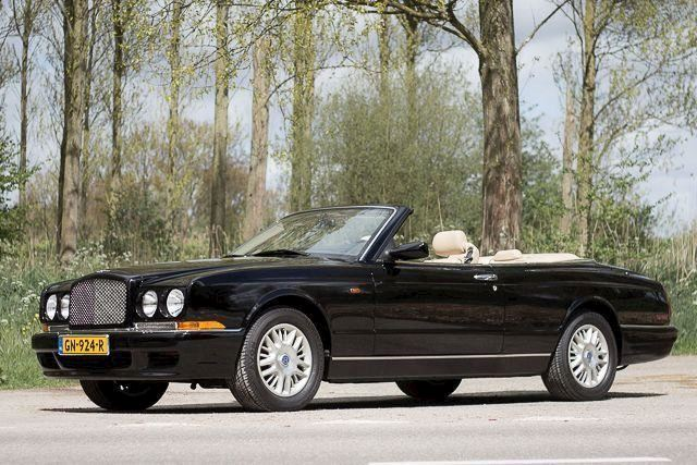 Bentley Azure 6.8t aut
