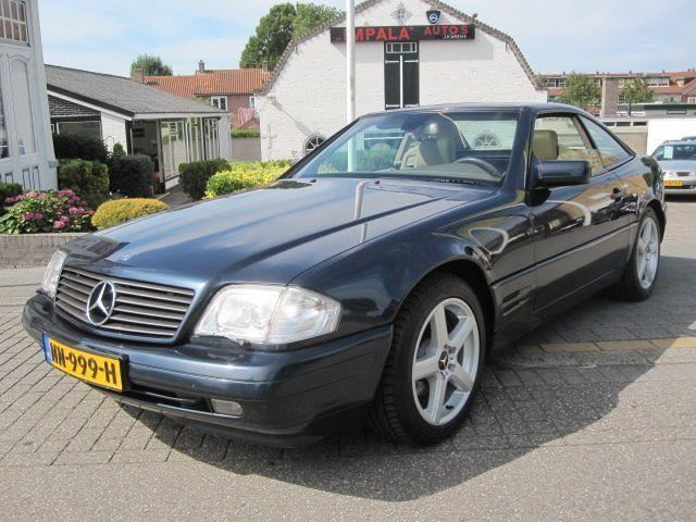 Mercedes-Benz SL-klasse occasion - Impala Automotive
