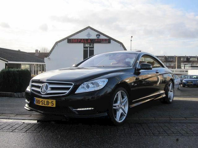 Mercedes-Benz CL-klasse 500 BlueEFFICIENCY AMG