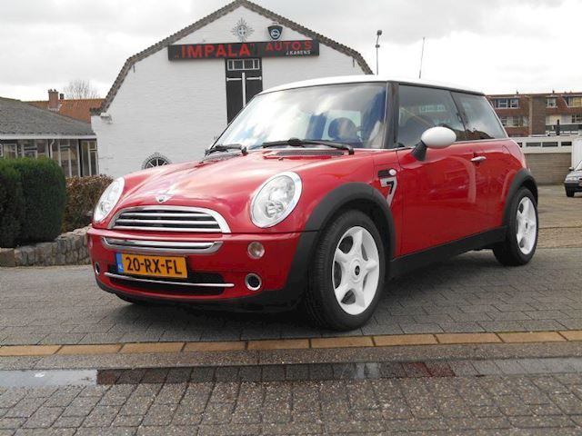 Mini One 1.6 One Seven AIRCO/ NAP