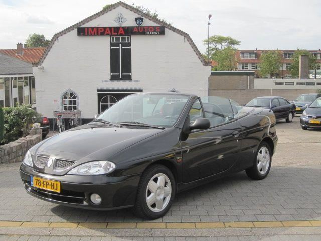 Renault Megane occasion - Impala Automotive