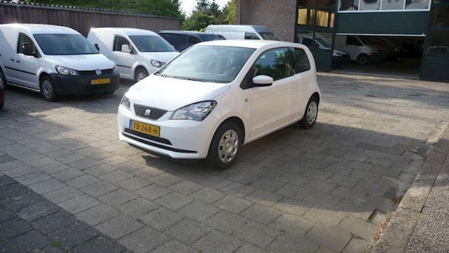 Seat Mii 1.0 Reference