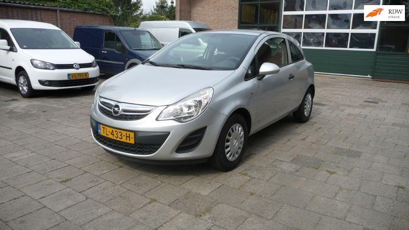 Opel Corsa occasion - Autobedrijf Timmermans VOF
