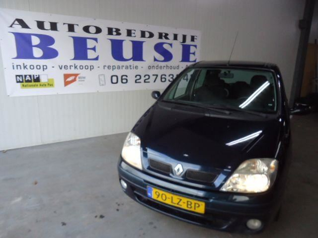 Renault Scenic occasion - Beuse Auto's
