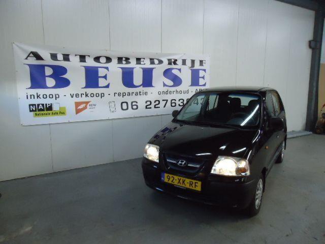 Hyundai Atos occasion - Beuse Auto's