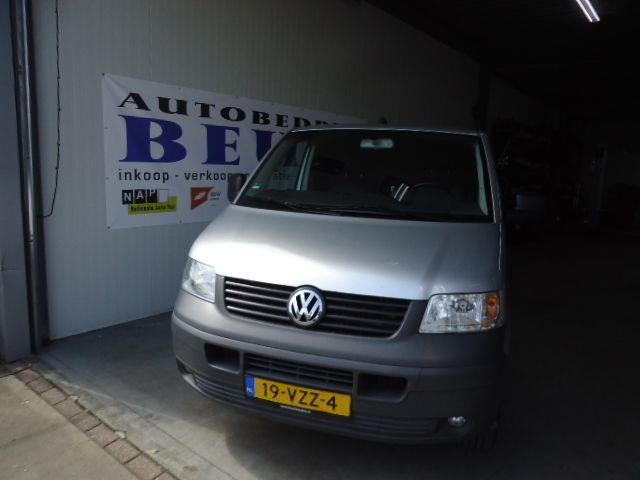 Volkswagen Transporter occasion - Beuse Auto's