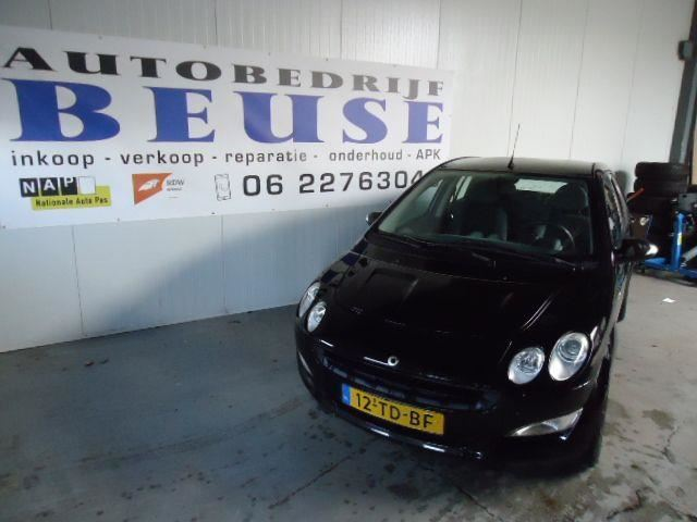 Smart Forfour occasion - Beuse Auto's