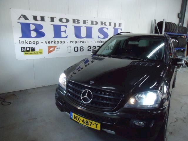 Mercedes-Benz ML-klasse occasion - Beuse Auto's