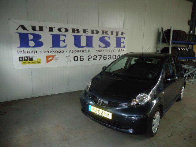 Toyota Aygo occasion - Beuse Auto's