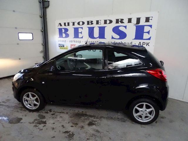 Ford Ka occasion - Beuse Auto's