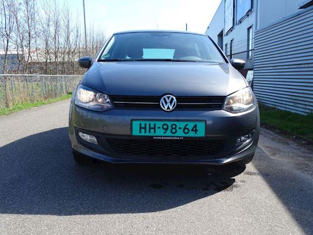 Volkswagen Polo occasion - Beuse Auto's