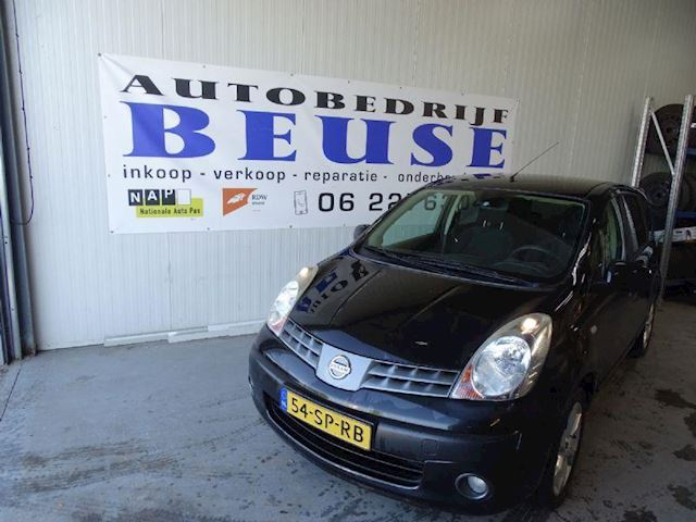 Nissan Note occasion - Beuse Auto's